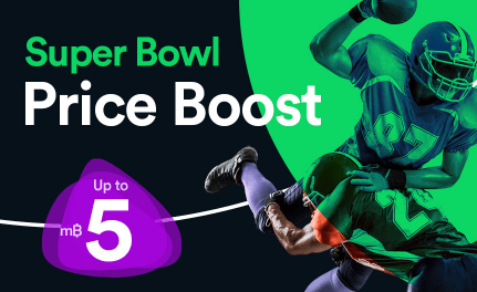 Sportsbet Super Bowl Price Boost