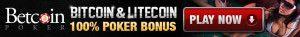 poker con bitcoin, Poker con bitcoin