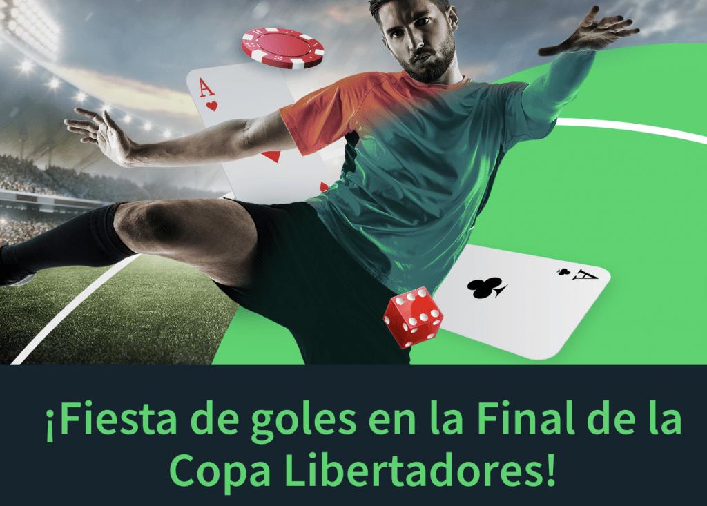 Apuestas bitcoin Copa Libertadores